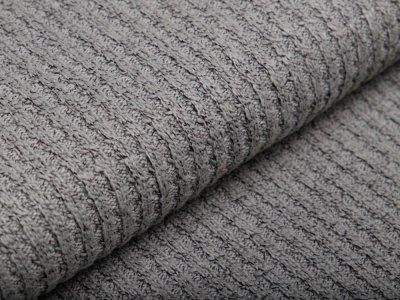 Strickstoff Baumwolle - meliert pastellmint