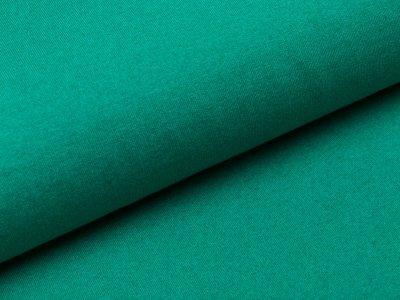 Sweat French Terry Jeans - uni grün