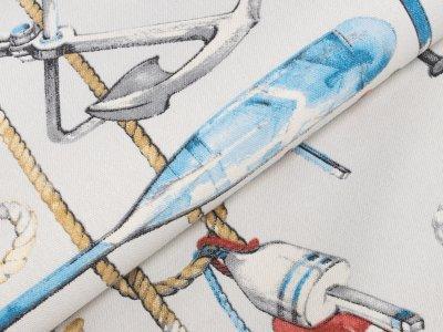 Canvas - Boot-Zubehör - beige