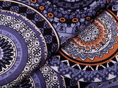 Jersey Avalana - Ornamente - helles blau