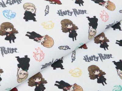 Webware Stenzo Harry Potter - Harry und seine Freunde - weiß