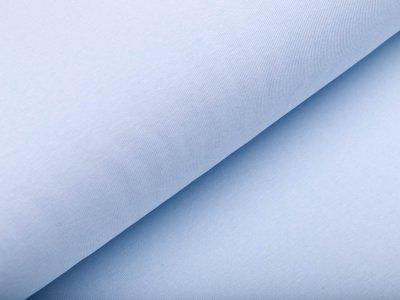Jersey - uni helles blau