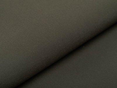 Softshell Jackenstoff - uni khakigrün