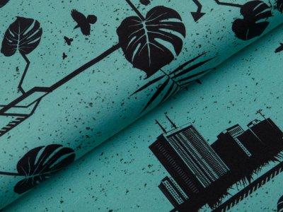 Jersey Urban Jungle by Thorsten Berger - Großstadt - mint