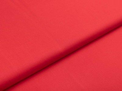 Webware Popeline Baumwolle - uni rot