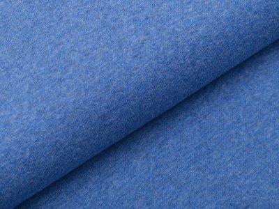 Glattes Bündchen im Schlauch Swafing Heike 95 cm - meliert jeansblau