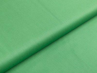 Webware Popeline Baumwolle - uni grün