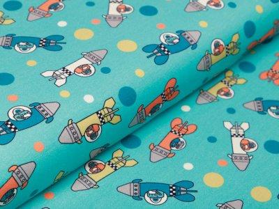 Jersey Avalana - Roboter in Raketen - mint