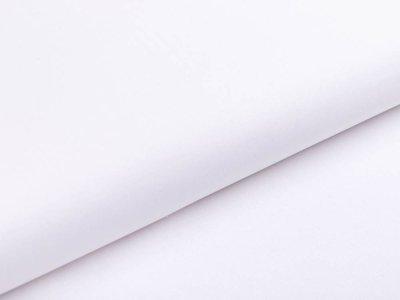 Webware Baumwolle - uni weiß