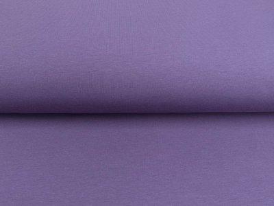 Sweat French Terry Premium - uni lavendel