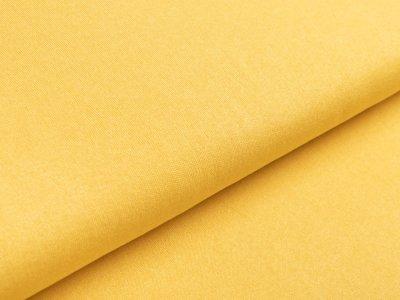 Jersey Viskose - uni gelb