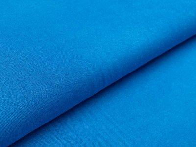 Jersey Viskose - uni türkisblau