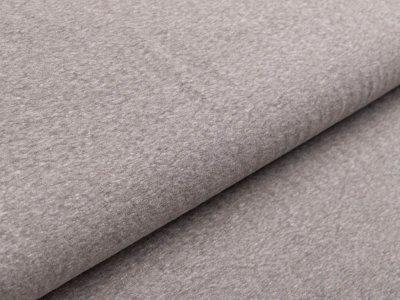 Jersey Viskose - meliert grau