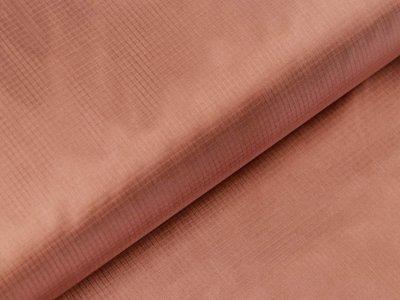 Leichter Sommer-Jacken- oder Futterstoff - kupferfarben