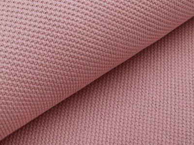 Struktur-Strickstoff Swafing Skadi HW 21/22 - Strickmuster - rosé