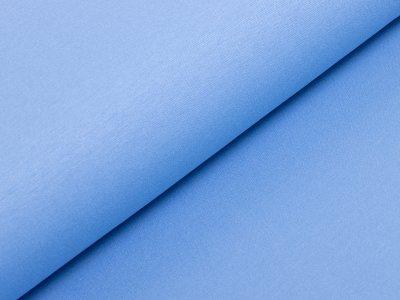 KDS Queen's Collection Afina - Webware Stretch-Hosenstoff Köperbindung - uni hellblau