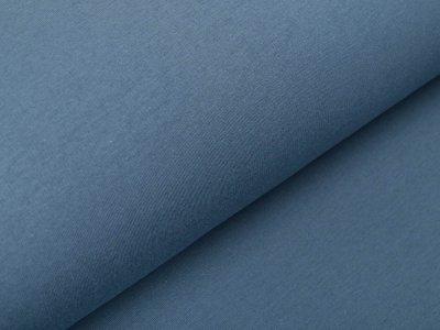 Leicht angerauter Sweat Swafing Eike HW21/22 - uni jeansblau