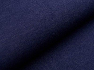 Jersey Viskose - Jeansoptik - dark denim