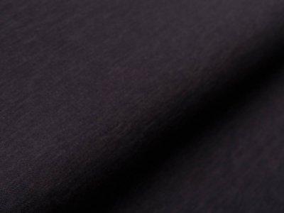 Jersey Viskose - Jeansoptik - anthrazit