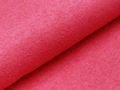 Strickstoff Viskose - meliert pink