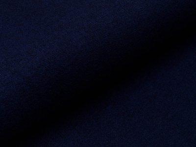 Strickstoff Viskose - meliert dunkles blau