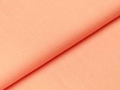 Webware Viskose gekreppt - uni orange