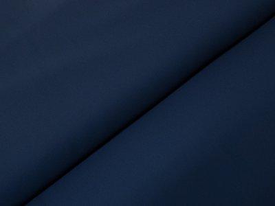 KDS Queen's Collection Afina - Webware Stretch-Hosenstoff Köperbindung - uni dunkelblau