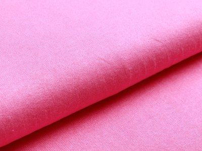 Jersey Viskose - uni rosa