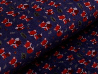 Nicki - kleine Fuchsbande - blau