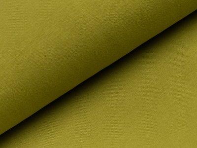 Sweat Softtouch - uni grasgrün