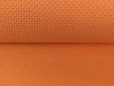 KDS Queen's Collection Olivia - Jacquard - Karooptik - orange