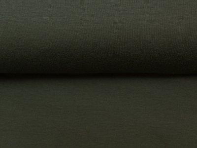 KDS Queen's Collection Olivia - Jersey Viskose - uni olive