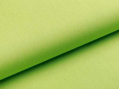 Webware Popeline Baumwolle - uni lime