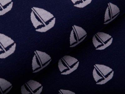 Jacquard - Boote - marine