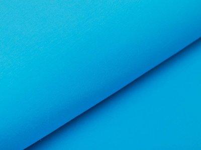 Sweat French Terry - uni blau