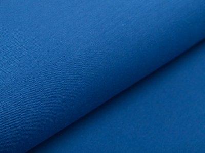 Sweat French Terry - uni jeansblau