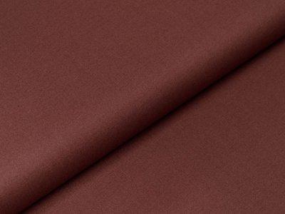 Webware Baumwolle Candy Cotton - uni braun