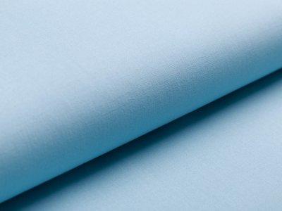 Webware Baumwolle Candy Cotton - uni helles blau