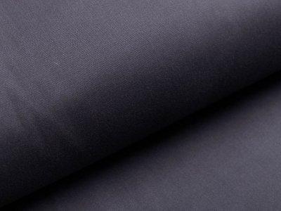 Oilskin gewachste Baumwolle Heavy - uni grau