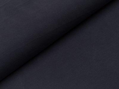 Tencel Jersey - uni nachtblau