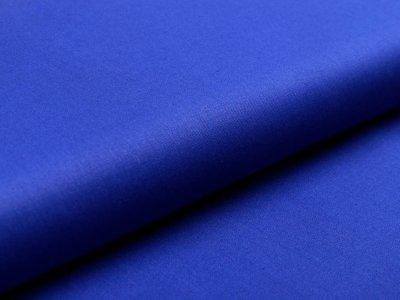 Webware Popeline Baumwolle - uni marineblau