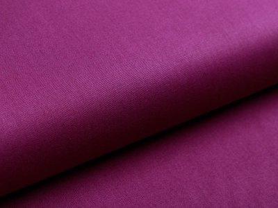 Webware Popeline Baumwolle - uni lila