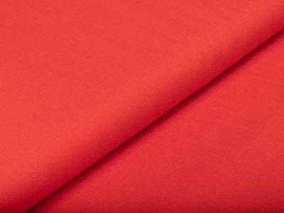 Webware Baumwolle Candy Cotton - uni tomatenrot