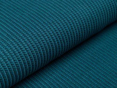 Strickstoff Baumwolle - uni dunkles altgrün