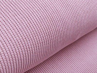 Strickstoff - uni rosa