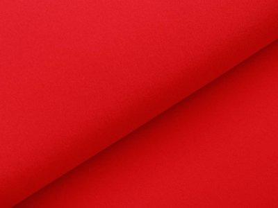 Jackenstoff Softshell - uni rot
