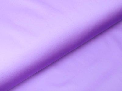 Halbtransparenter Regenjackenstoff - uni lila