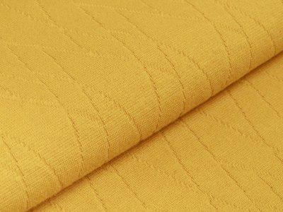 Struktur-Strickstoff - Abstraktes-Muster - uni ocker