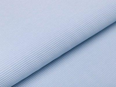 Jersey Strickstoff Swafing Femke - Cordoptik - uni blau