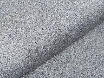 Sweat French Terry Digitaldruck Stenzo Lovely Dottie - Steinoptik - grau